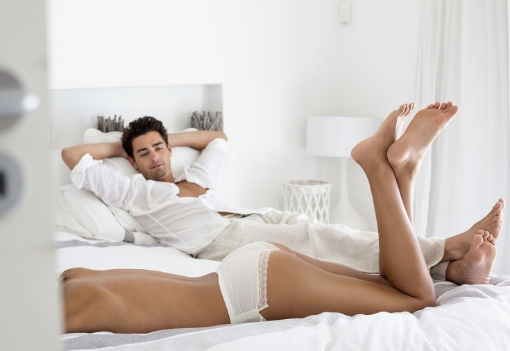 Девушке не приятен секс