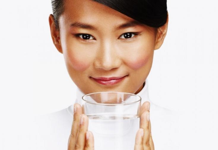 Четыре стакана воды утром натощак