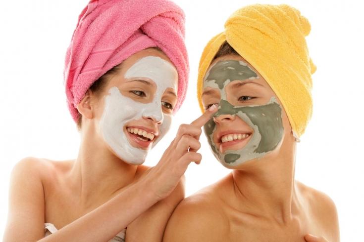 5 лучших масок для сужения пор на лице