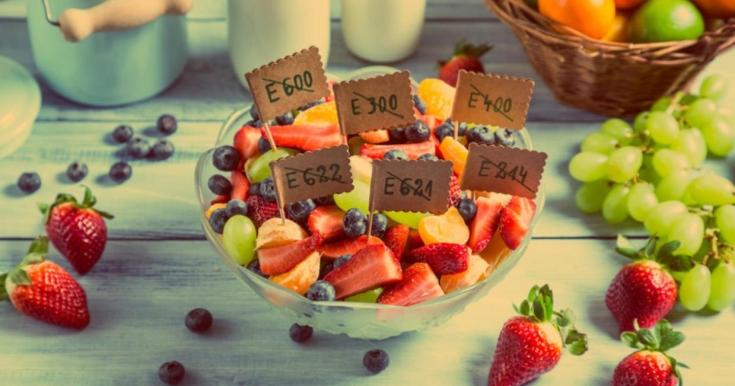 5 наиболее опасных пищевых добавок