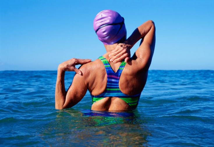 как заниматься плаванием чтобы похудеть