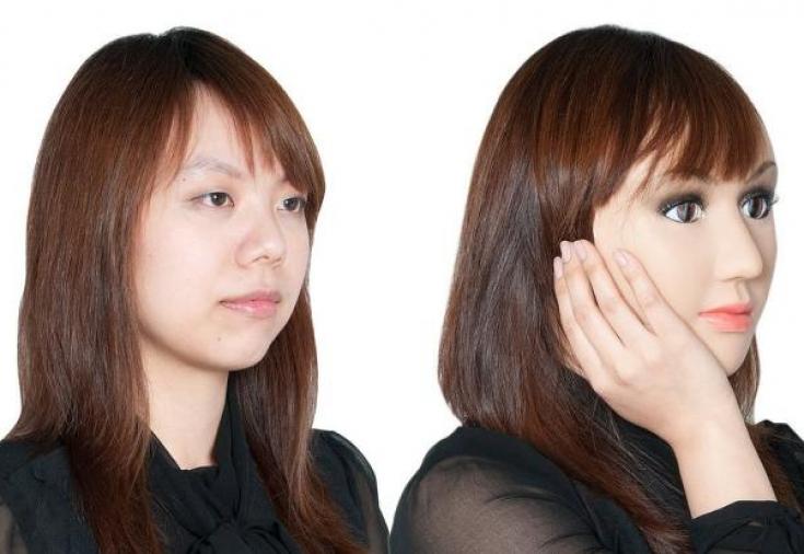 бионические маски для лица