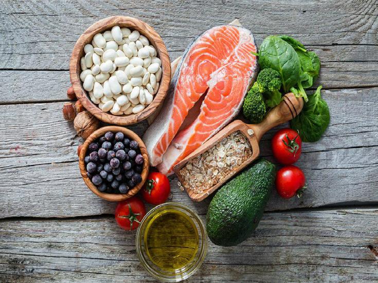 продукты правильного питания список для чтобы похудеть