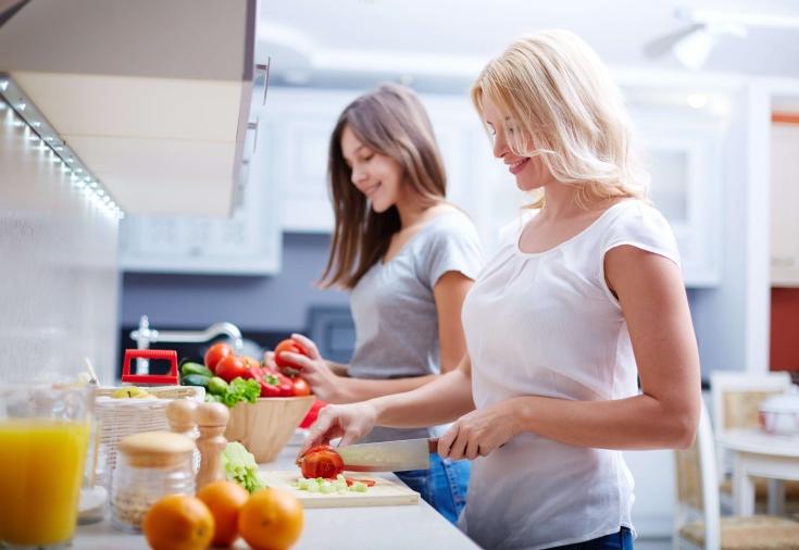 Как похудеть без диет. Худеем правильно с продуктами сибирского.