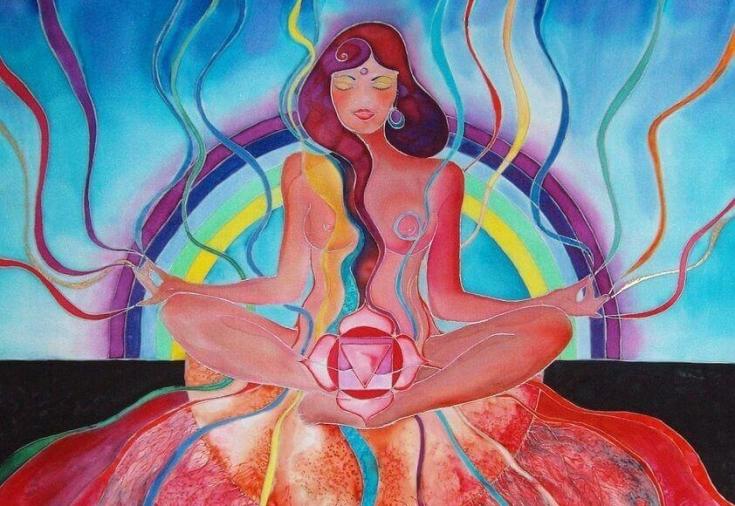 Kundalini sexual energy
