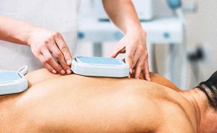 Токовая терапия для позвоночника