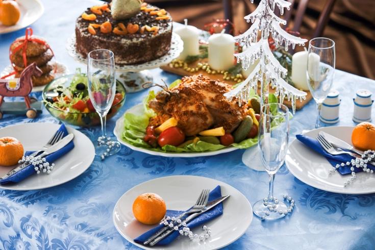 Готовимся к празднику: полезные и вкусные рецепты на Новый год