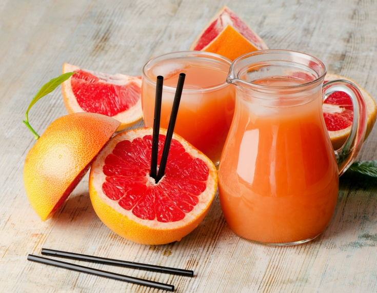 Грейпфрут – самый лучший фрукт для здоровья и красоты