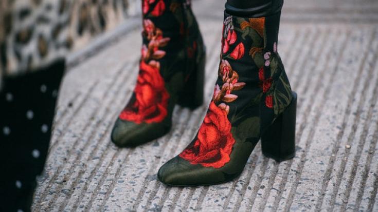 Идеальная осенняя обувь: что предлагает мода-2017