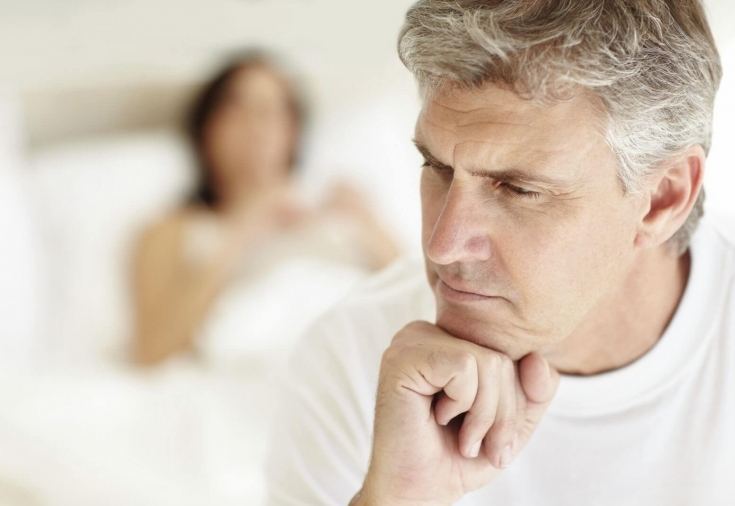 Сексуальная дисфункция на фоне приема антидепресса