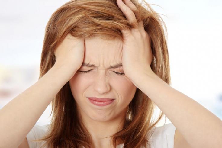 Характер головной боли при менингите