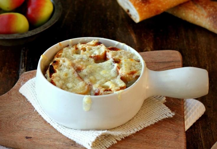 рецепт сжигающего жир лукового супа