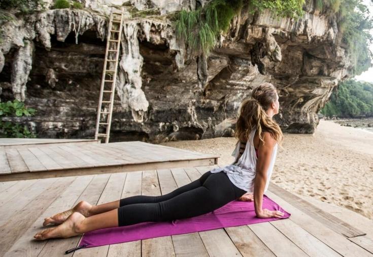 Гибкость позвоночника йога