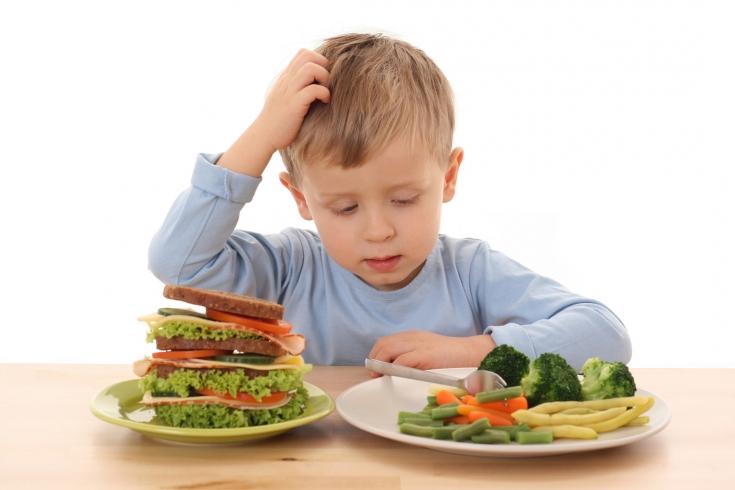 Как помочь ребенку избавиться от лишнего веса