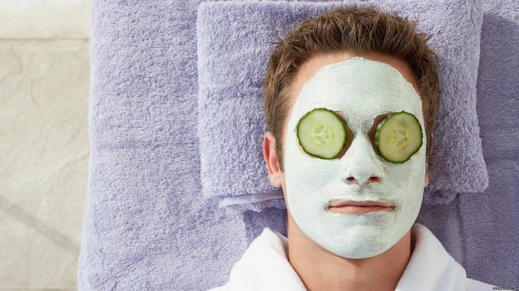 Как сохранить молодой кожу лица мужчины: советы по грамотному уходу