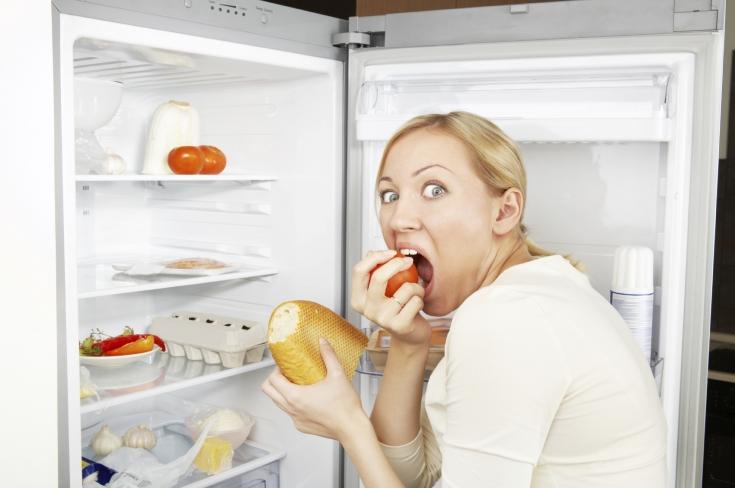 Как утолить ночной голод без вреда для фигуры