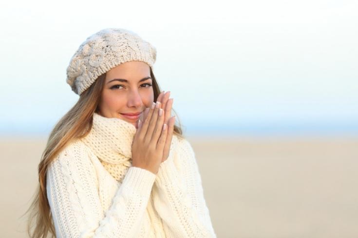 Как защитить кожу рук от зимних морозов