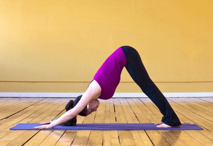 Йога для сияющей кожи: 7 волшебных асан