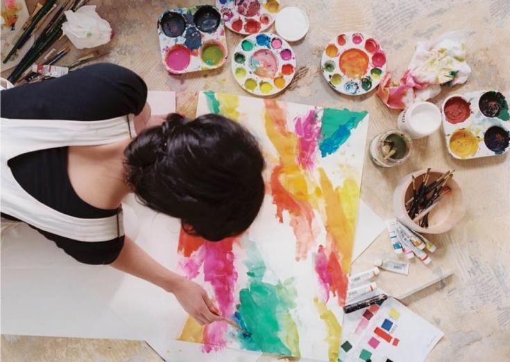 Что такое арт-терапия, и кому поможет лечение искусством