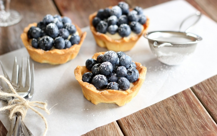 Низкокалорийные десерты: 5 лучших праздничных варианта