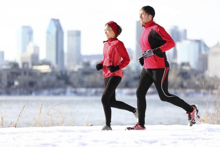 Особенности похудения в зимний период