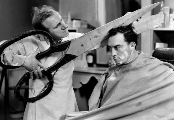 Почему болит голова после стрижки
