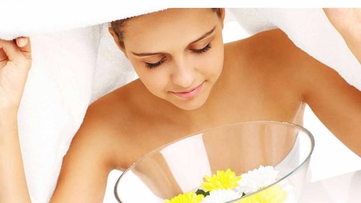 Паровые ванночки: 4 эффективных рецепта для очищения лица