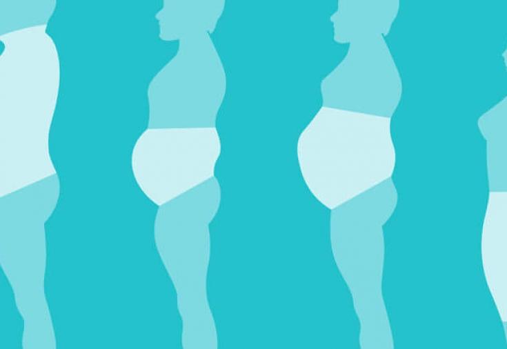 Стремительный набор веса причины у женщин