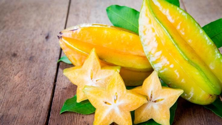 Польза и вред экзотических фруктов