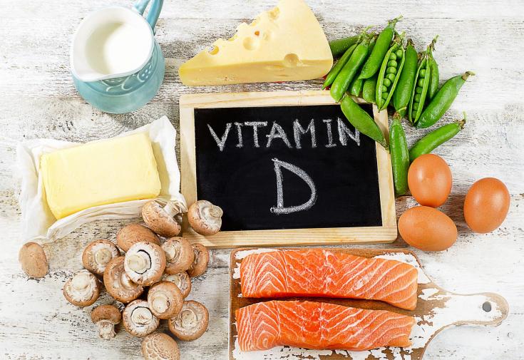 Польза витамина д для женщин