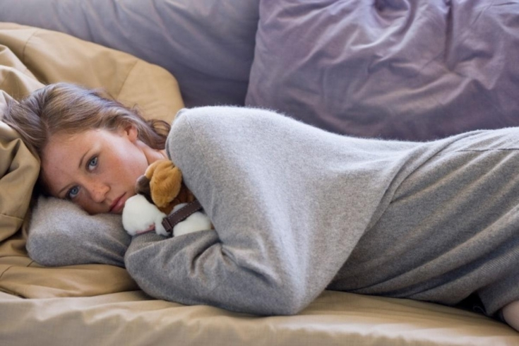 Послеродовая депрессия: как с ней борятся звездные мамы