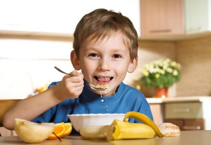 Дети за здоровое питание 98