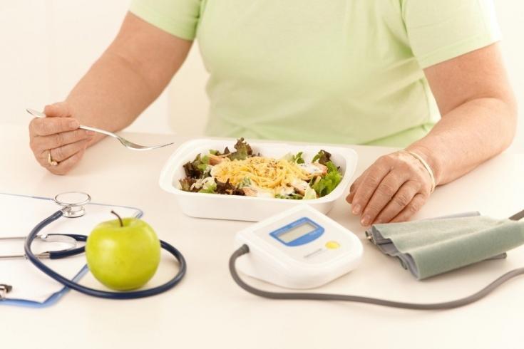 Принципы здорового питания при диабете II типа