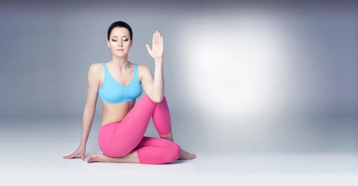 Простые упражнения, что помогут убрать жир с коленей