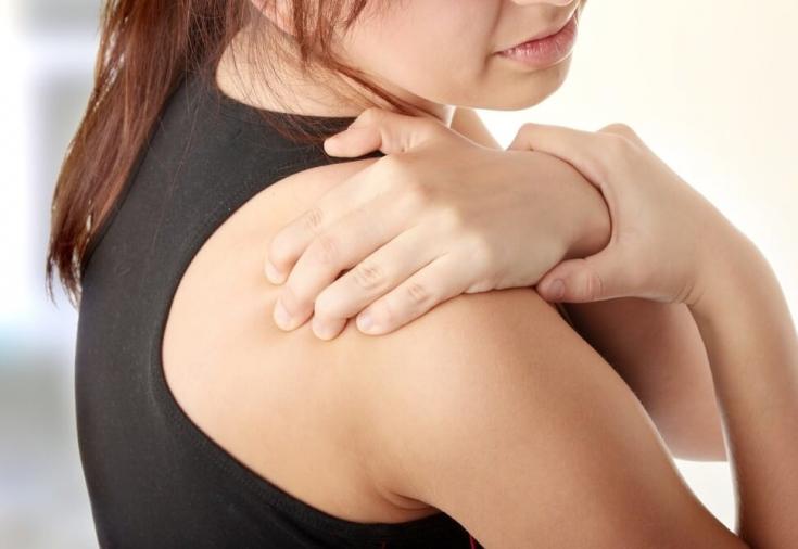 Выпрямление плечевого сустава
