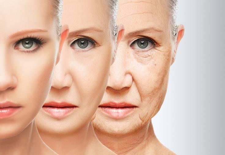 Деформационный тип старения характерен для увядания
