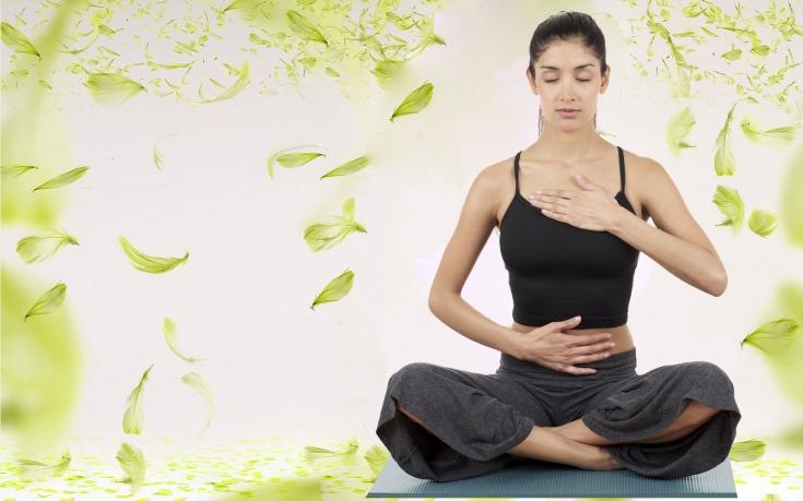 Техника правильного дыхания: учимся дышать животом