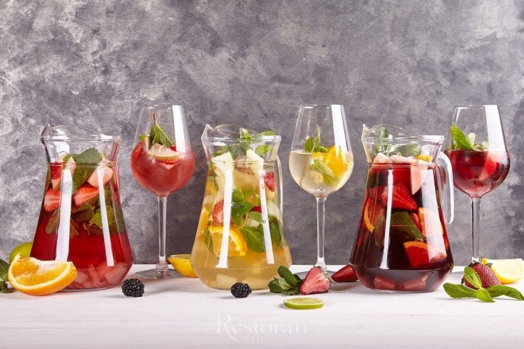 Топ-5 освежающих летних напитков