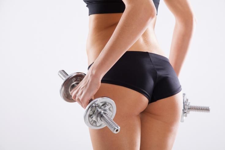 ТОП-5 упражнений против целлюлита – программа тренировок