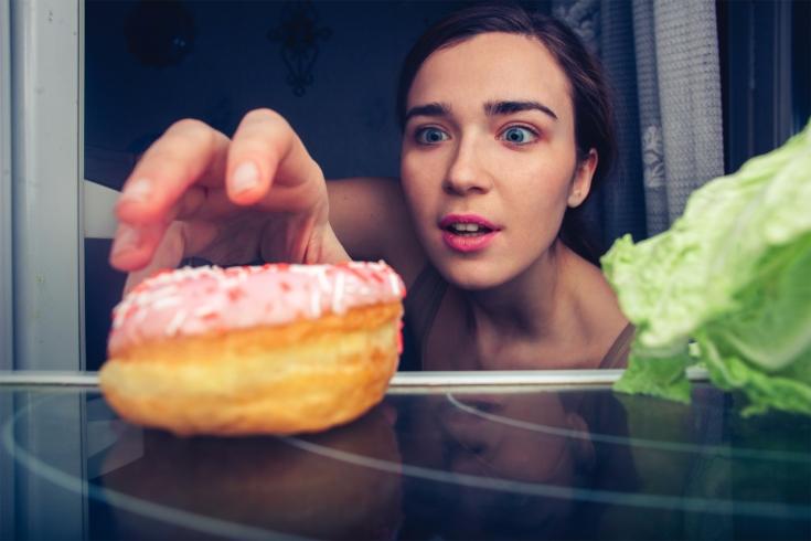 Топ-7 основных причин повышенного аппетита