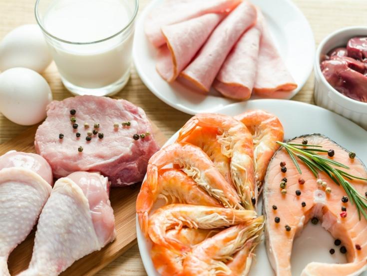 Топ-7 продуктов с высоким содержанием белков