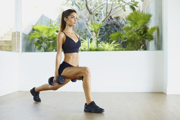 эффективные упражнения для похудения бедер