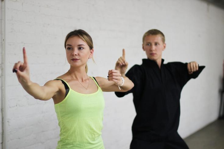 Укрепляем здоровье с помощью гимнастики цигун