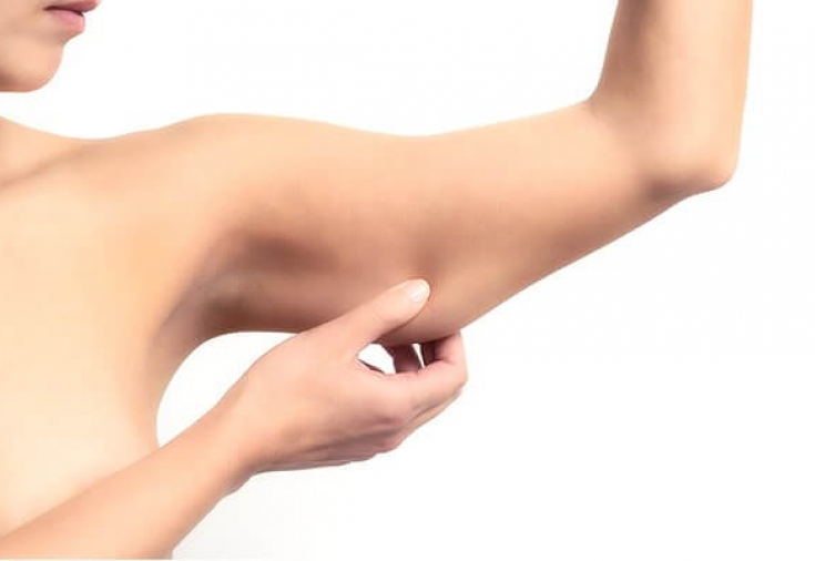 Как похудеть в плечах и руках видео