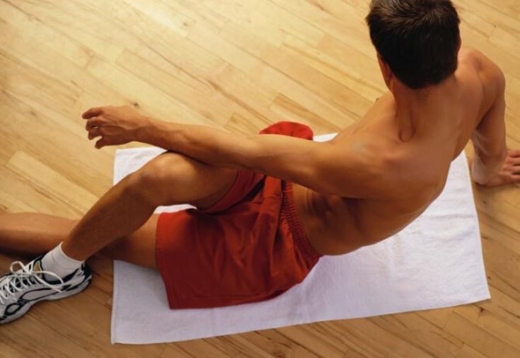 Упражнения для улучшения эрекции перед сексом