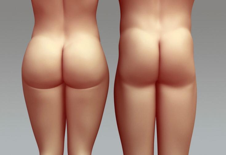 Красивые тела вид сзади — img 12