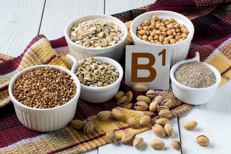 В каких продуктах содержится витамин В1