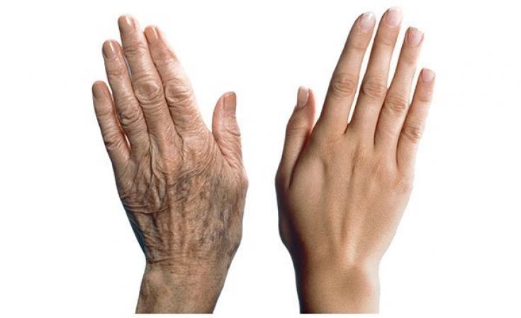 Все в наших руках или эффективные методы омоложения рук