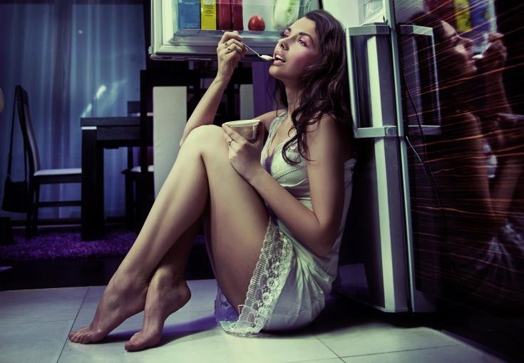 Запрещенные продукты: не стоит есть на ночь