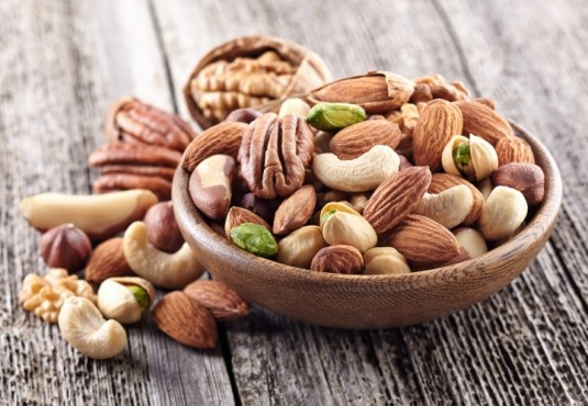 Самые полезные и вредные орехи для здоровья